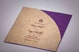 contemporary indian wedding invitations chicago indian wedding by marlow maharani weddings