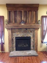 wood fireplace surrounds binhminh decoration