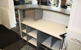 Bespoke Reception Desk Willoughby Ltd Modular U0026 Bespoke British Office Furniture