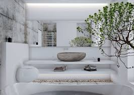 inspired bathroom zen inspired bathroom design zen vessel sinks rocksinks