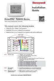 thermostat wiring diagram honeywell carlplant