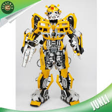 Transformer Halloween Costume Party Bumblebee Costume Homemade Transforming Bumblebee