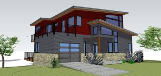 shed style architecture custom seattle home schematic design h2d architecture