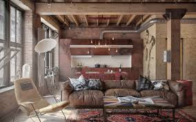 industrial loft style fascinating 17 industrial chic loft features