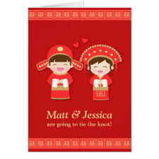 wedding wishes in mandarin wedding greeting cards zazzle