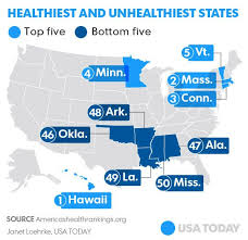 Which State Has The Most Dog Owners Per Capita According To 2016 Stats These Are The Healthiest And Unhealthiest States In The Country