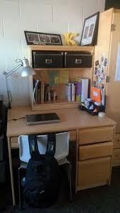 College Desk Organization by My Desk College Dorm Or Apartment Style Dorm Room Pinterest