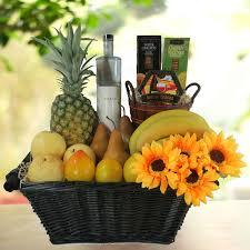healthy gift basket healthy spirit gift basket