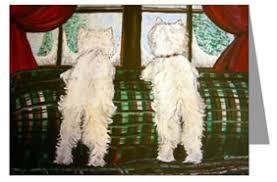 dog art today dog art christmas cards 2008