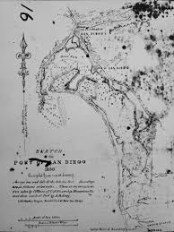 Map Of San Diego by Historical Maps Of San Diego