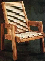 Free Plans For Garden Chair by How To Make Outdoor Chairs 16 Free Plans Plans 1 8