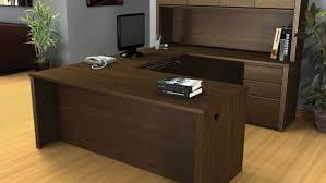 U Shaped Reception Desk Cool Art Raw Wood Desk Infatuate L Shaped Corner Desk Riveting Low