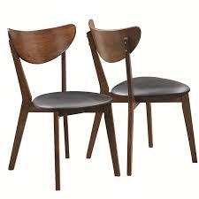 amazon com coaster 105362 home furnishings side chair set of 2