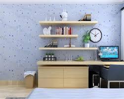 aliexpress com buy beibehang modern wallpaper warm blue kids