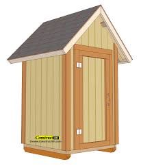 small garden shed plans 4 u0027x4 u0027 gable shed construct101