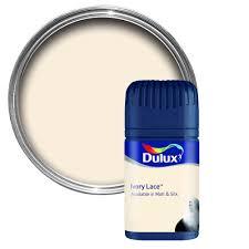 colours premium ivory matt emulsion paint 2 5l departments diy