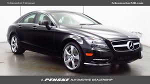 2014 mercedes cl class 2014 used mercedes cls 4dr sedan cls 550 rwd at schumacher