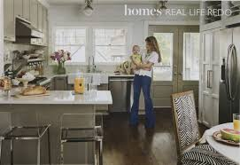 Southern Living Kitchen Designs by Green Street Two Small Yet Stylish Kitchens