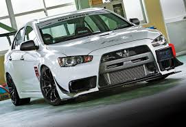 gallery of mitsubishi evolution