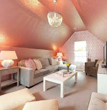 rose gold bedroom paint wall decoration ideas