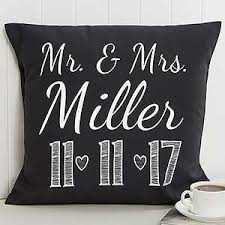 wedding pillows personalized wedding throw pillow 18 wedding gifts