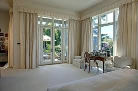 Should Curtains Go To The Floor Decorating Should Curtains Touch The Floor Length I Like Breaking Length On