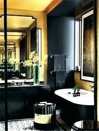 black and white bathroom decorating ideas black and gold bathroom decor jerelia co