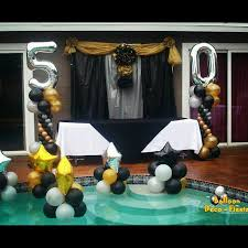 50th Decoration Ideas 50th Birthday Party Themes