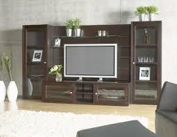 glass cabinet doors for entertainment center nice large tv entertainment center modern dark brown entertainment