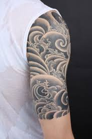 best 25 japanese wave tattoos ideas on pinterest wave tattoo
