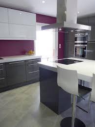 peinture prune chambre peinture prune chambre 4 d233co cuisine prune et gris cgrio