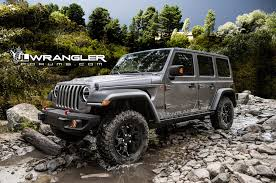 jeep wrangler or jeep wrangler unlimited 2018 jeep wrangler unlimited previewed in unofficial renders