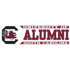 of south carolina alumni sticker of south carolina stickers gamecocks decals the