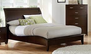 Bedroom Decorating Ideas With Sleigh Bed Homelegance Starling Sleigh Bedroom Collection Dark Cherry 2217