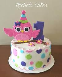 owl birthday cakes owl themed 1st birthday cakes cake theme birthday party