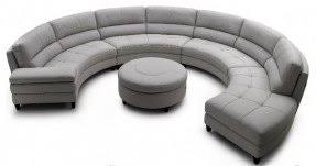 round sofa circular sectional couch foter