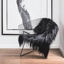 Zebra Print Rug Australia Black Himalayan Goatskin Rug Hides Of Excellence