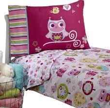 owls toddler bedding set hoot hoot bed contemporary toddler