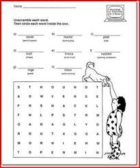 free grade language arts worksheets 28 templates common math
