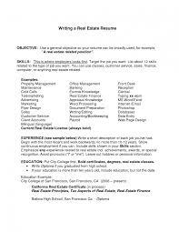 marketing resume objectives exles exle of objectives on a resume for help writing resumes s