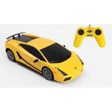 lamborghini gallardo superleggera yellow licensed lamborghini gallardo superleggera electric rc car 1 24