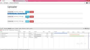 cara membuat form upload file dengan php jquery php ajax multi form image uploader bootstrap progress