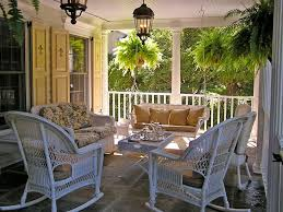 modern porch swing exterior traditional with pavers themed
