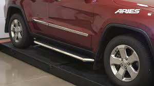2017 jeep highlander aries aerotread install 67