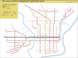 Septa Rail Map 5th Square Calls For Action From City Septa As Bus Ridership