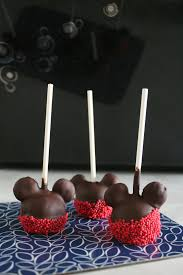 the better real life how to make easy no bake mickey mouse cake pops