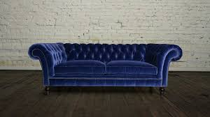 Chesterfield Sleeper Sofa by Cococohome English Chesterfield Fabric Sofa Made In Usa