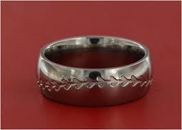 baseball wedding ring baseball wedding ring best of baseball wedding band 8mm dome with