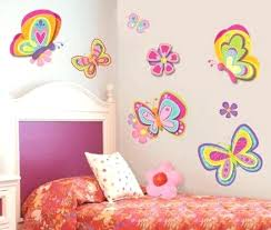 Butterfly Bedroom Decorations Lively Butterfly Themed Bedroom