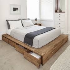 Cheap Platform Bed Ideas Storage Bed Real Wood Storage Bed Solid Wood Storage Bed Uk Solid